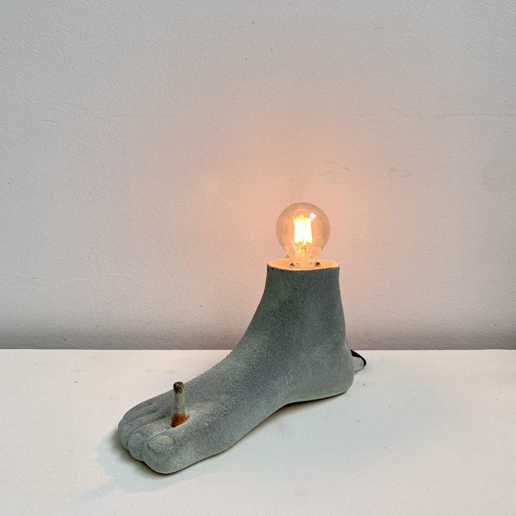 Psycho-Feet: Smoky Stone